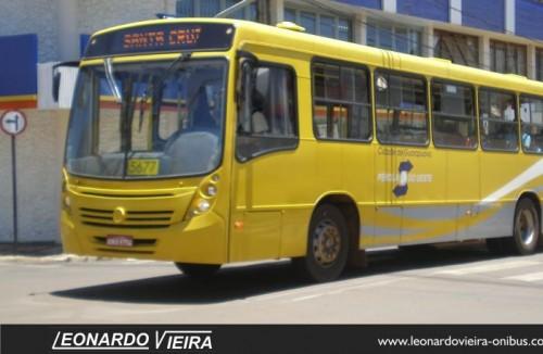 Tarifa do transporte coletivo em Guarapuava passa para R$ 3,00 reais