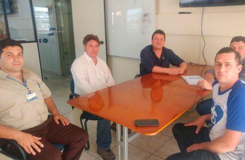 Pérola se reúne com Procon e lideranças para discutir mudanças de linhas do Boqueirão