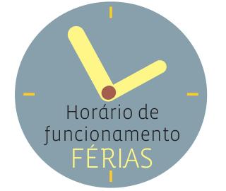 Atenção usuários para redução de horários em Período de Férias Escolares