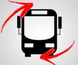 Atenção usuários da linhas Cedeted e Via Karpinski