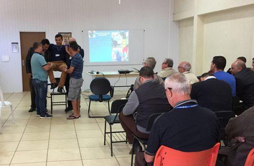 Colaboradores da Pérola passam por treinamento para acessibilidade
