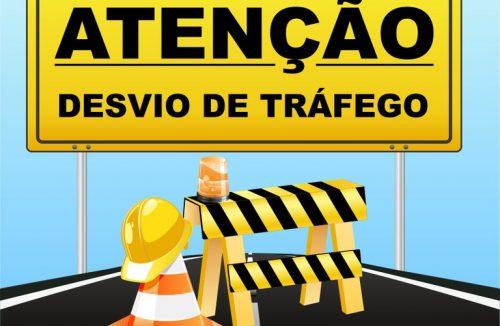 DESVIOS NAS LINHAS DO TRANSPORTE COLETIVO