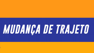 ALTERAÇÃO NO ITINERÁRIO DA LINHA RESIDENCIAL 2000 (DIAS ÚTEIS)