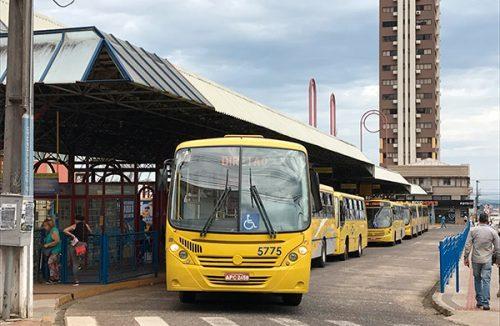 Horários de funcionamento do transporte coletivo nos próximos dias