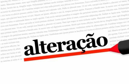 Alteração Horário da linha Coamo que atende Jardim Pinheirinho